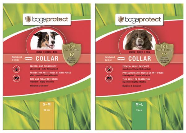 bogaprotect® Anti-Parasit Halsband Hund