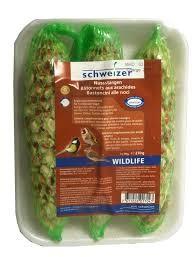 Premium Nussstange in Schale 3Stk.