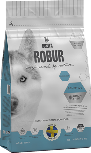 Robur Sensitive Grain Free Rentier
