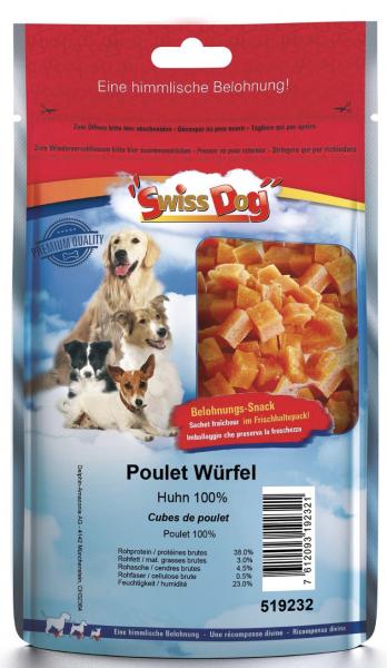 Poulet Würfel