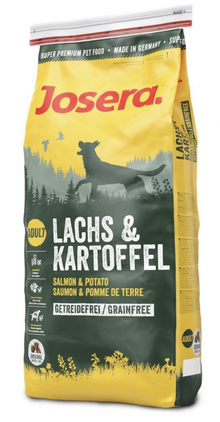 Josera Adult Lachs & Kartoffel 15kg.