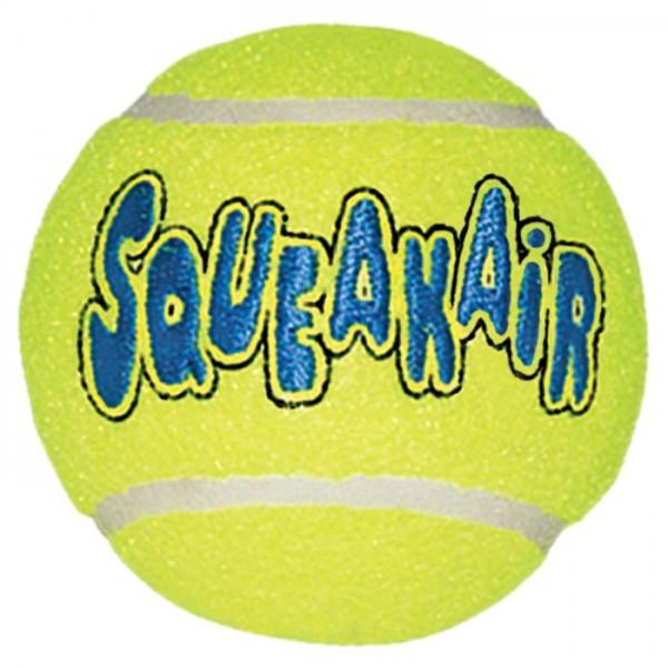 AirKong Tennisball mit Quietsch 1Stk 10cm