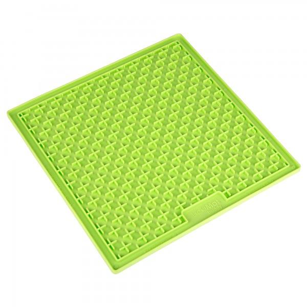 Licky Mat Leckmatte L grün