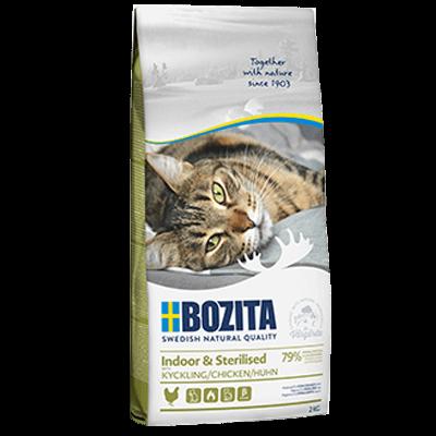 Bozita Indoor & Sterlised Huhn