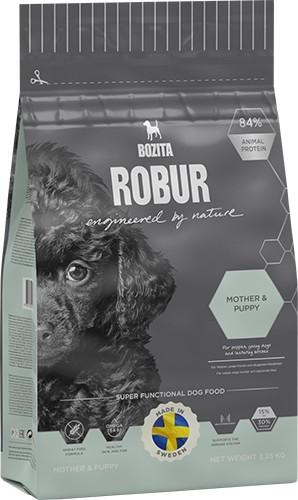 Robur Mother & Puppy