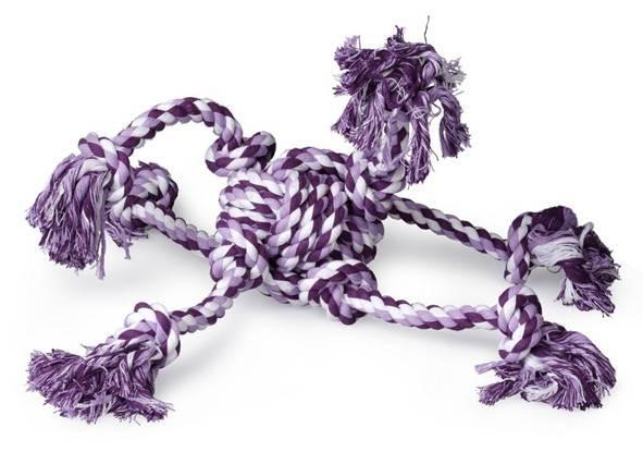 Octopus Seil-Knoten Spielzeug XL