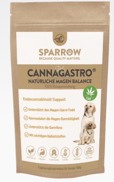 Sparrow Canna Gastro