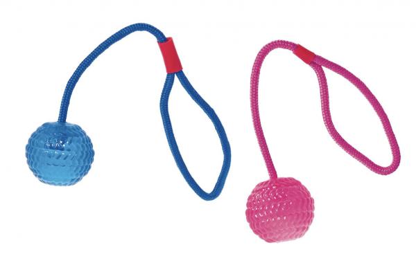 SiliconBall NonToxic mit Seil