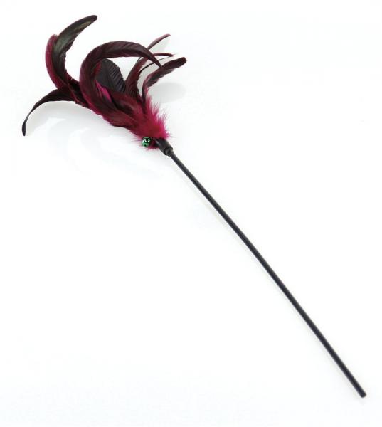 Federwedel Purplegame 50cm