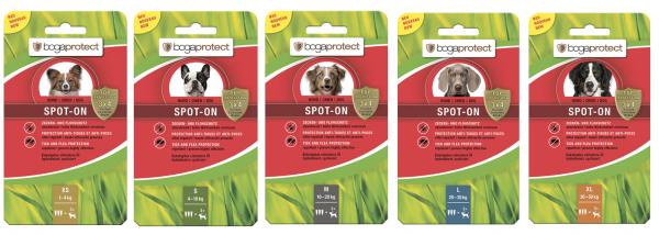 bogaprotect® Spot-on Hunde