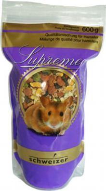 Qualitätsmischung für Hamster 600gr.