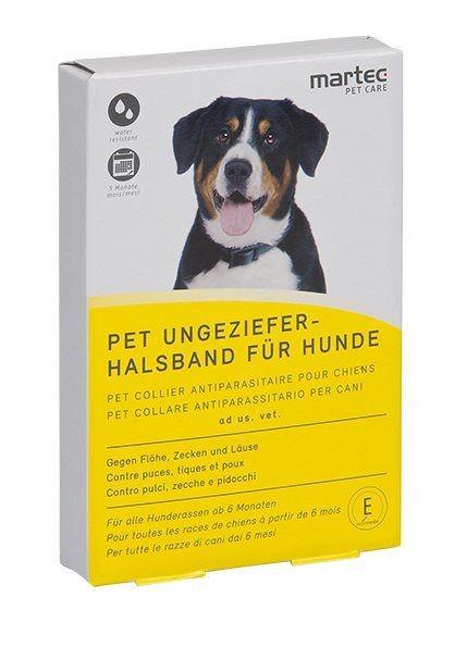 anti-Parasite Halsband Hunde