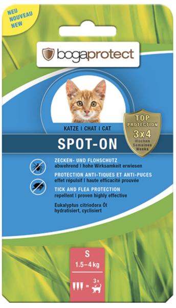 bogaprotect® Spot-on Katze