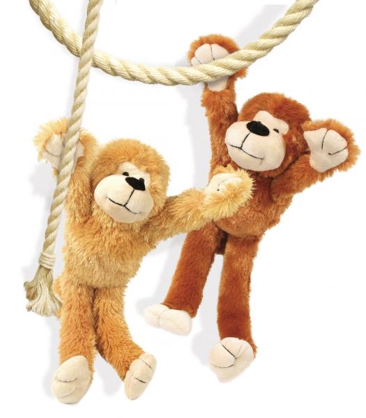 Affen mit ausziehbaren Armen