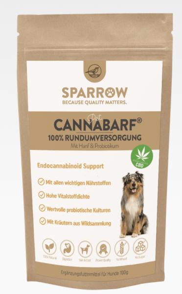 Sparrow Pet Canna Barf