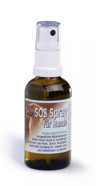 SOS Spray für Hunde 50ml