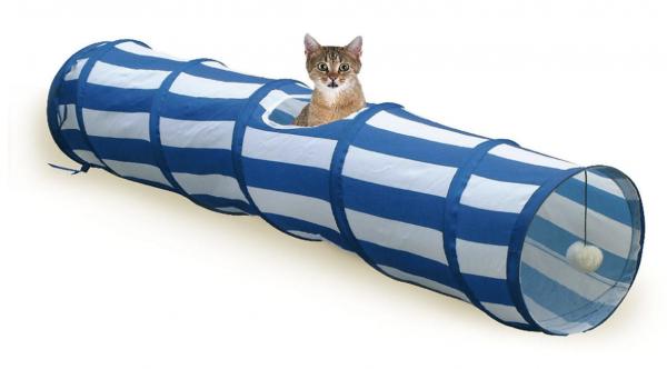 Katzenspieltunnel Outdoor 130cm