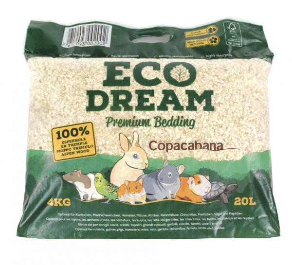 Eco Dream Premium Einstreu 20L