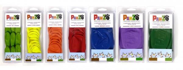 PawZ Dog Boots Gummischutz für Pfoten