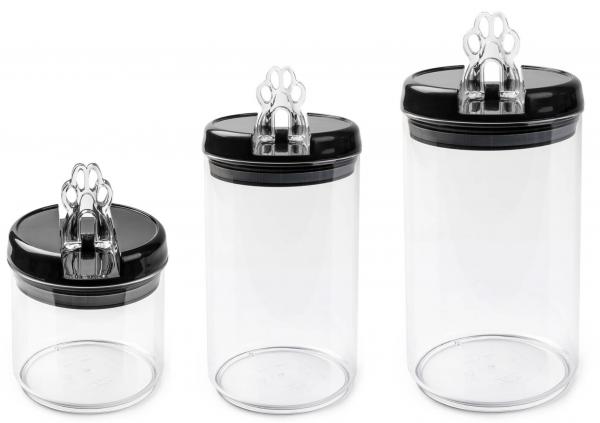 Futtercontainer Flip Easy Handle rund