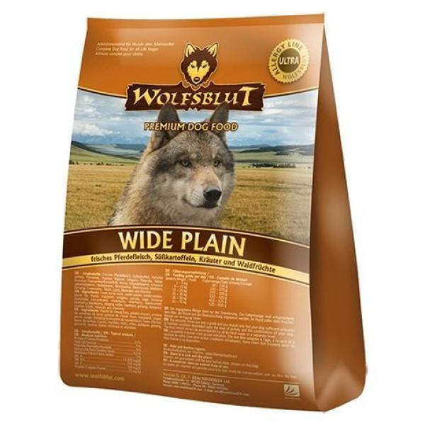Wolfsblut Wide Plain Pferd & Süsskartoffel