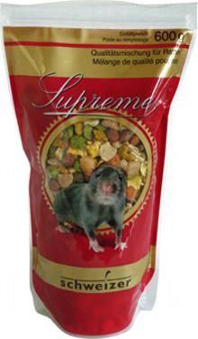 Qualitätsmischung für Ratten