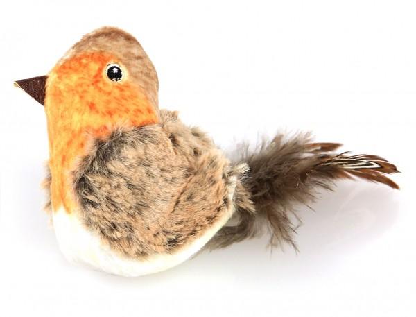 Plüschvogel mit Sound Chip