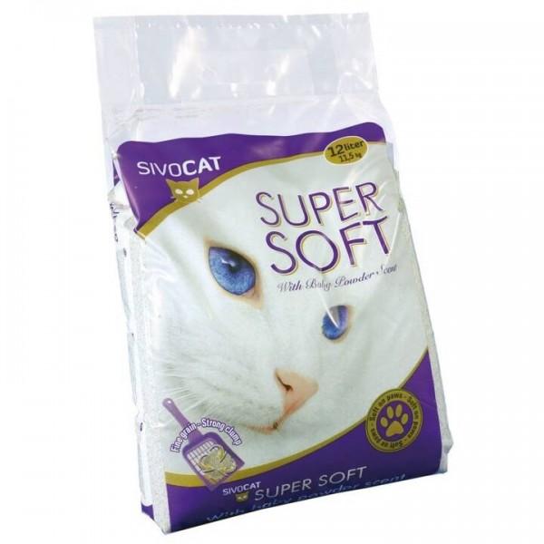 Super Soft Katzenstrau 11,5kg / 12l