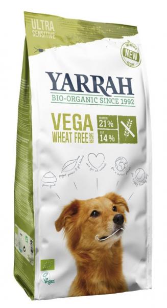 Yarrah Bio Trockenfutter Vegan Weizenfrei