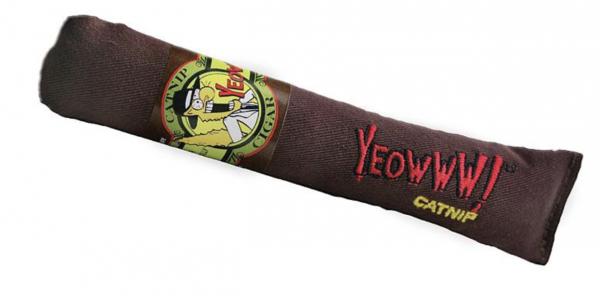 Cigar Yeowww mit Catnip
