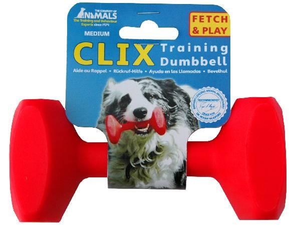 Clix Kunststoff Hantel