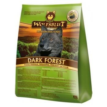 Wolfsblut Dark Forest 15kg.