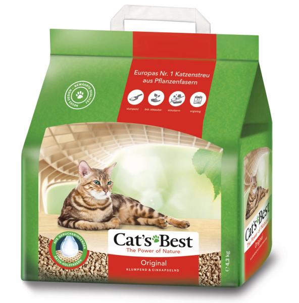 Cats Best Katzenstreu
