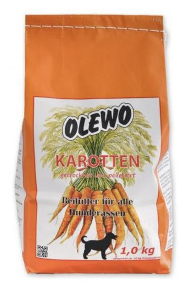 Olewo Rüebli Pellets 1kg.