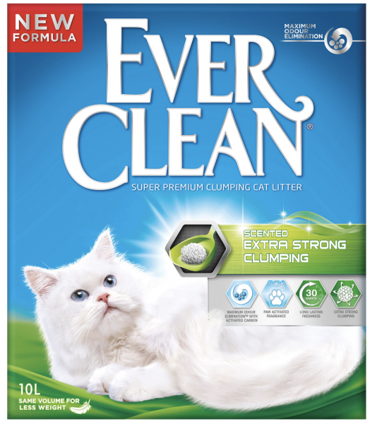 Everclean Scented Extra Strong 10l