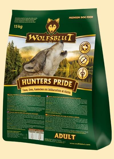 Wolfsblut Hunters Pride 15kg.