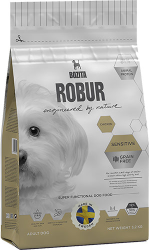 Robur Sensitive Grain Free Chicken