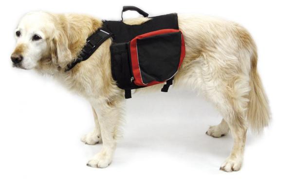 Satteltasche Adventure-Dog