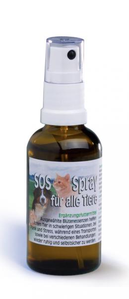 SOS Spray für alle Tiere 50ml