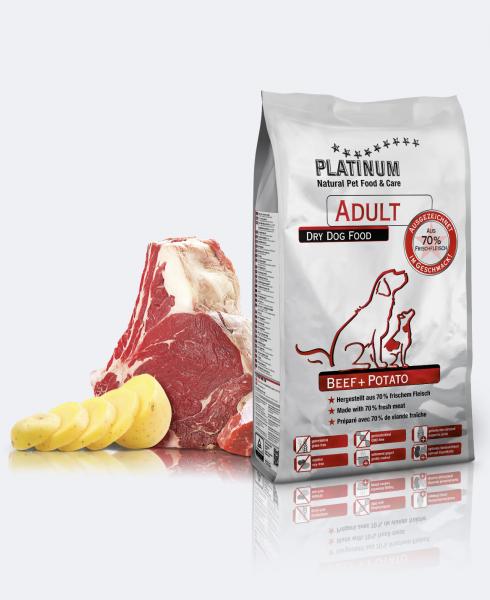 Platinum Beef & Potato